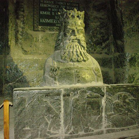 Величка: Королевские соляные шахты
